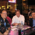 From Left to Right, Bill Sweetman, Bob Mountain, and Pete Lamson.