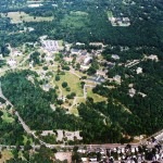 McLean Hospital, Belmont Massachusetts, Arial View