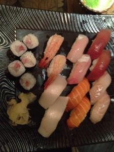 Chef's Selection at Sake Manzo